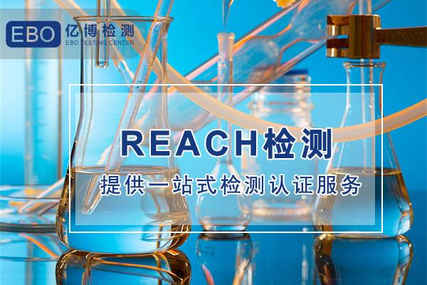 亚马逊REACH认证